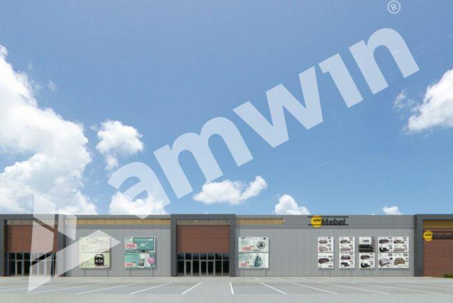wizualizacja-obiekt-handlowy-uni-mebel-2014-wielkopolskie-września-2